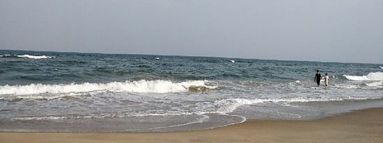 Pondy beach nominated for Blue Flag certification