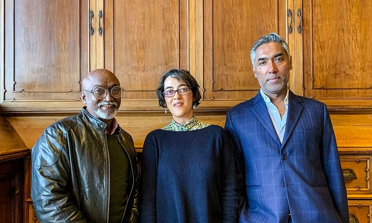 Biennale co-founder Bose Krishnamachari, curator Shubigi Rao in 'Power 100' of art world