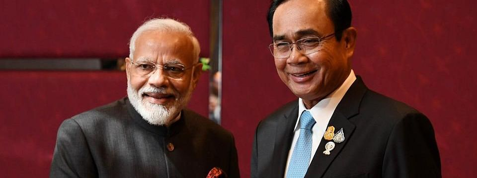 Modi welcomes growing air Bangkok- Guwahati connectivity