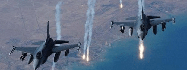 Four Taliban militants killed in airstrikes