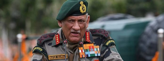 Recruitment rally to be organized in Reasi and Rajouri areas: Gen Rawat