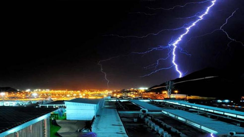 Thunderstorm with lightning likely in South Coastal AP: MET