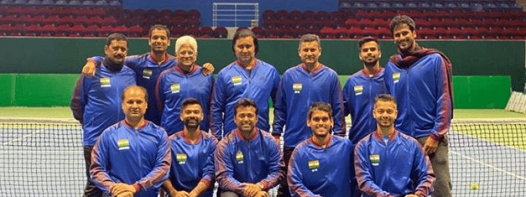 India lead 2-0 against Pakistan in Davis Cup