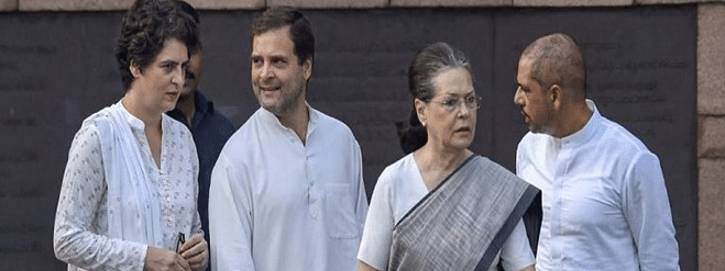SPG cover for Rahul, Sonia goes