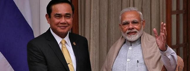 PM in Thailand on 3-day visit
