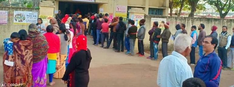 Jharkhand elections: Minor clash reported from Daltonganj constituency