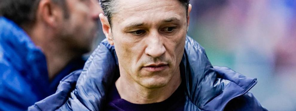 Bayern sack head coach Kovac with immediate effect