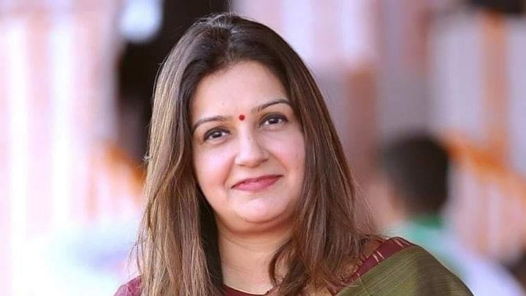 Priyanka Chaturvedi questions Governor's recommendation for President rule