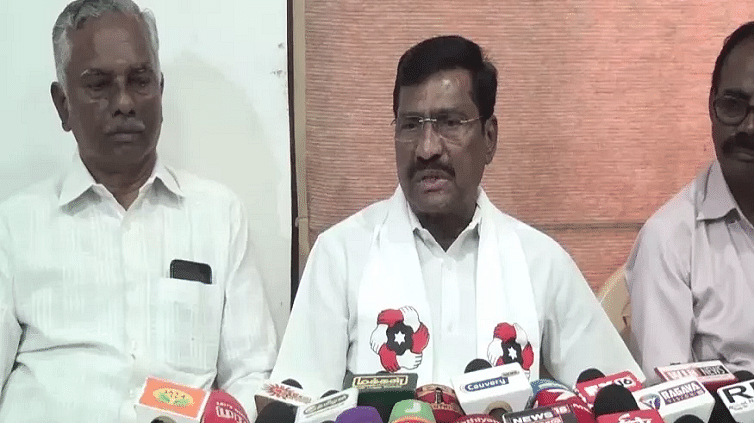 AIADMK also formed by an old actor : MNM