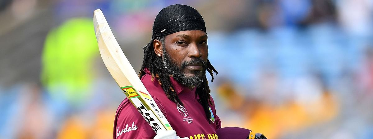 Chris Gayle opts out of India ODIs, takes break from cricket