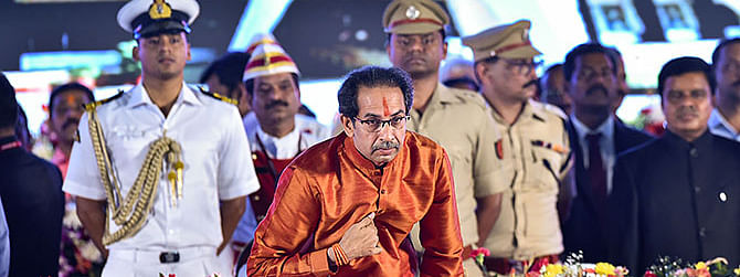 Uddhav Thackeray takes charge; may take floor test tomorrow