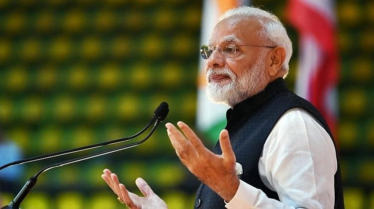 Scientific temper in the country on a different level : PM