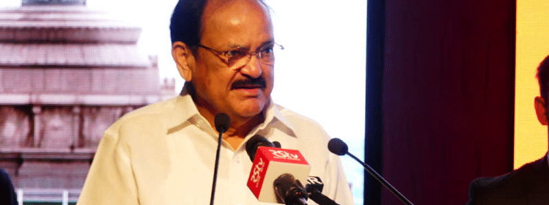 Epics spoke of Samudra Manthan; China's 'Silk Route' : Naidu