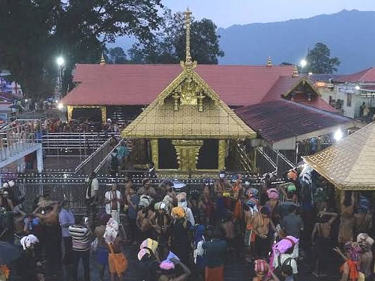 Sabrimala : BJP welcomes SC verdict to refer review petitions to a larger bench