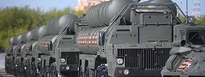 Russia to complete deliveries of five S-400 regiments to India in 2025