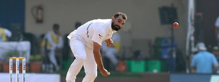 ICC Test Rankings: Mohammed Shami breaks into top 10 in bowling