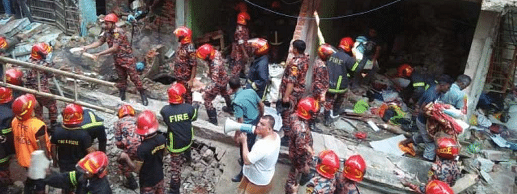 Seven killed in gas pipeline blast at Chattogram in Bangladesh