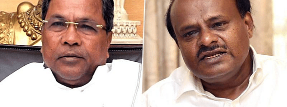 Siddaramaiah, Kumaraswamy booked for sedition, defamation