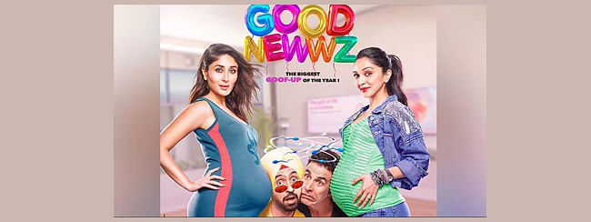 Good News trailer strikes a chord