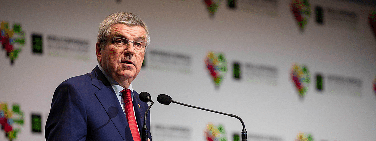 Bach: IOC to cooperate closely with WADA