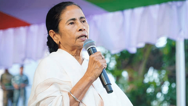 Phones, WhatsApp being tapped; even my phone is tapped: Mamata