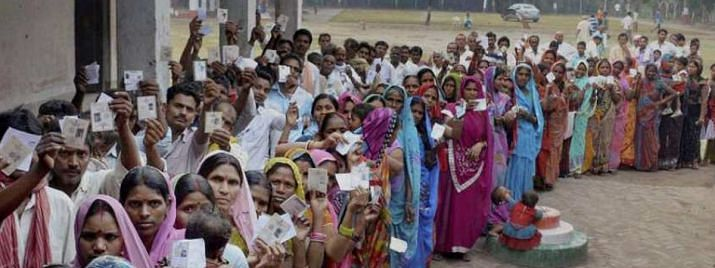 Battle for Jharkhand: polling begins for first phase of elections