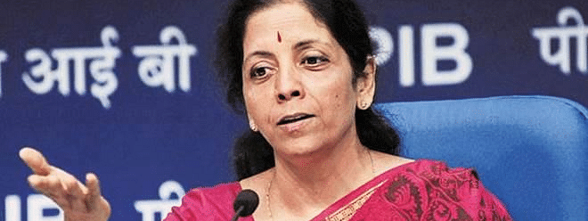 India didn't join RCEP, as offer not matches our expectations: Sitharaman