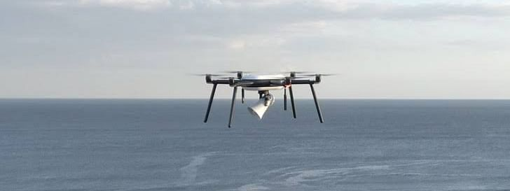 Nokia conducts first test of wireless drones for Tsunami evacuation alerts