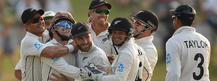 It's right up there in terms of a tough, grinding Test victory: Williamson