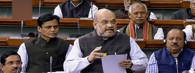 LS passes SPG Bill amid walkout by Congress, others