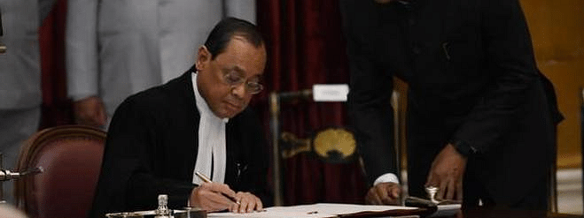 No letter written by PM to CJI on Ayodhya judgement: Govt