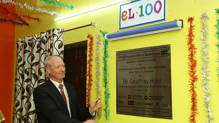 Pratt & Whitney opens 100th eLearning centre in India