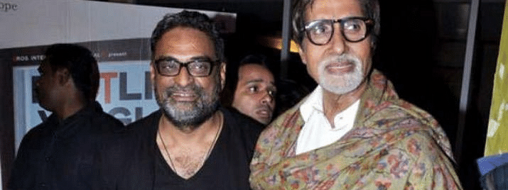 Bachchan praises R Balki, says every time he comes up with weird ideas