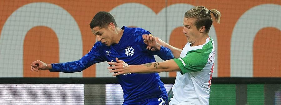 Schalke secure 3-2 comeback victory at Augsburg in Bundesliga