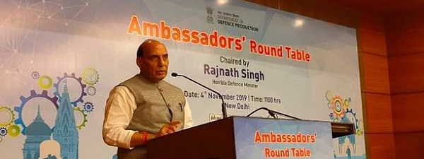 Digitisation key to future security threat: Rajnath