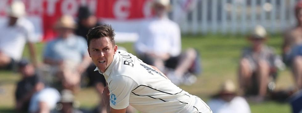 Boult, de Grandhomme ruled out of second Test with injuries
