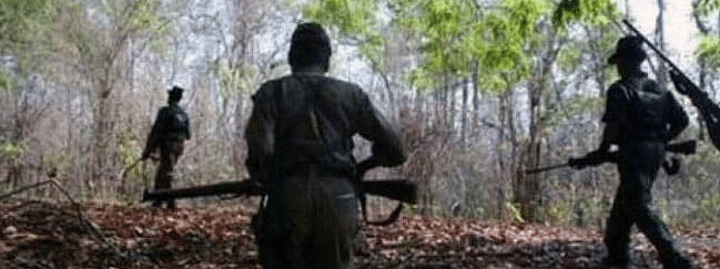 ASI and three jawans killed in Maoist attack in Latehar