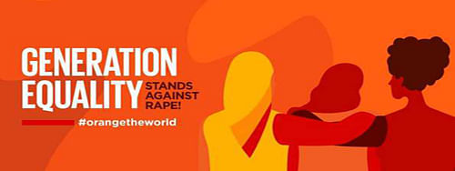 Orange the World: 16 Days of Activism Against Gender-based Violence