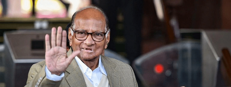Sharad Pawar reaches out to nephew Ajit Pawar