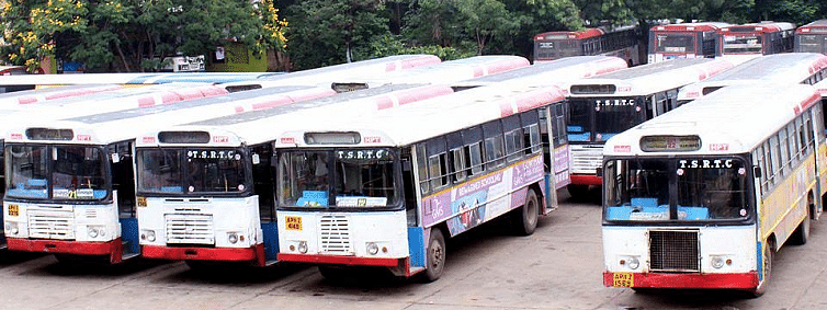 TSRTC strike enters 46th day ; JAC set to take key decision on stir