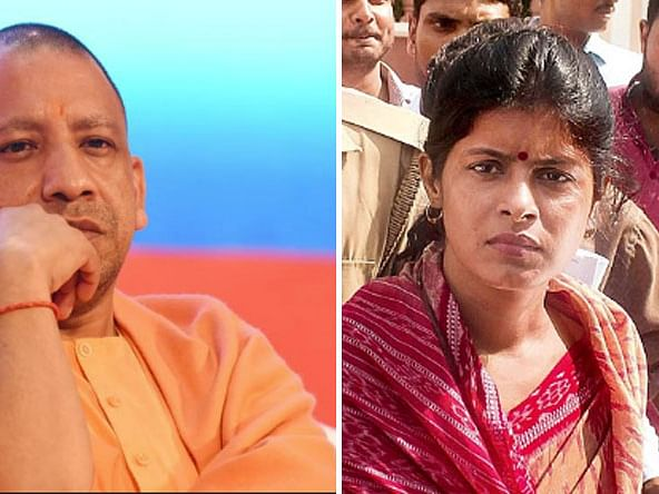 Yogi summons UP Minister Swati Singh for threatening Cop