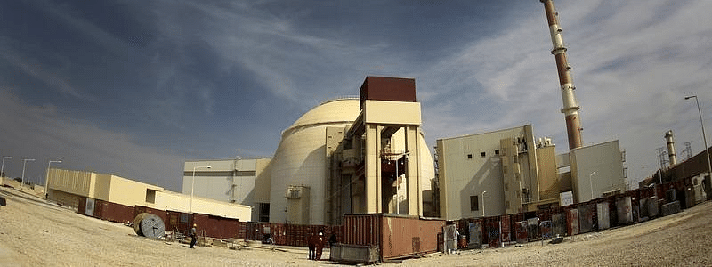 Iran and Russia begin construction of Bushehr Nuclear power plant