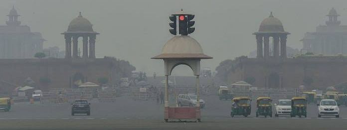 SC slams Centre over pollution