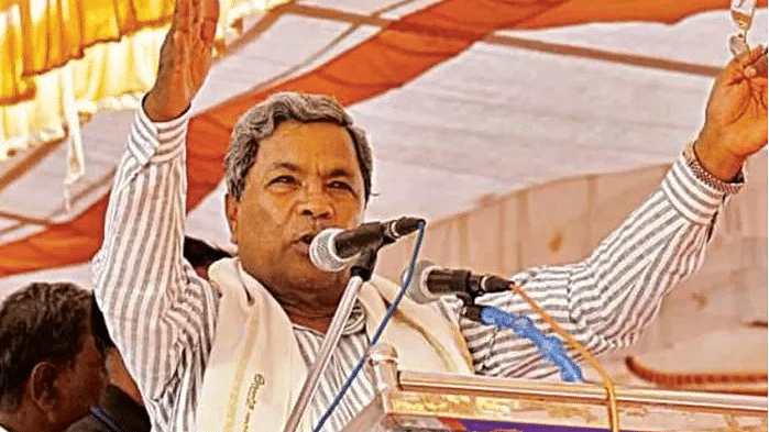 Congr aim only to defeat disqualified MLAs: Siddaramaiah