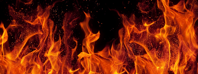 Property worth lakhs of rupees damaged in Kargil fire