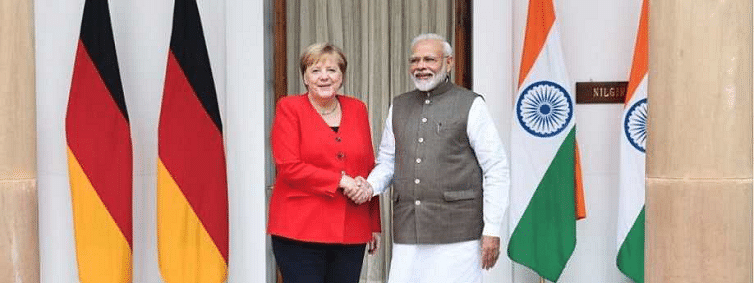 India, Germany pledge to work together to ensure enhanced ties on AI