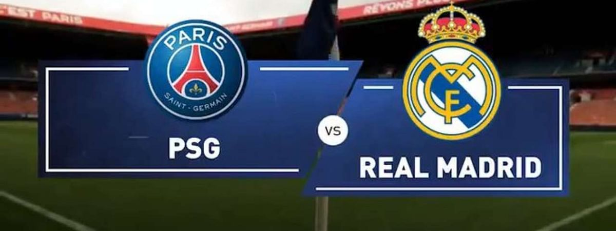 Real Madrid facing crunch PSG Champions League tie