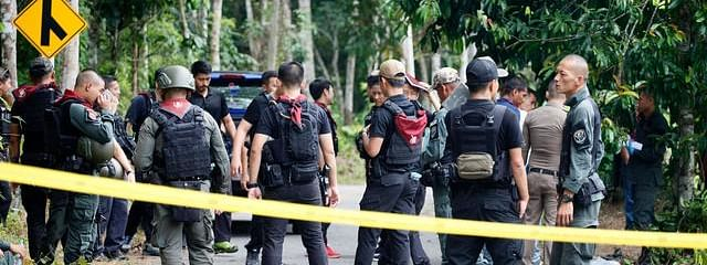 Thailand: 15 killed as insurgents attack security checkpoint
