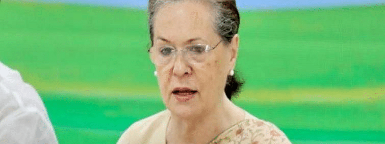 We will fight every battle with grit & determination: Sonia
