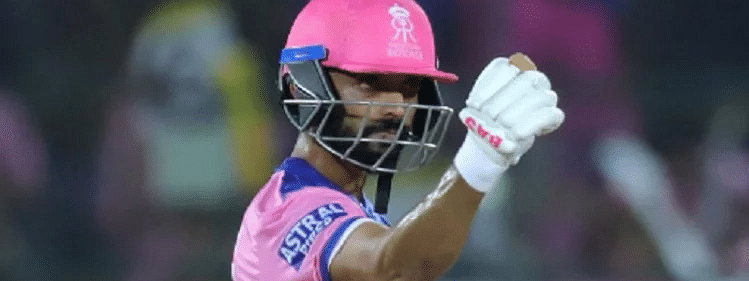 Delhi Capitals ropes in Rahane from RR